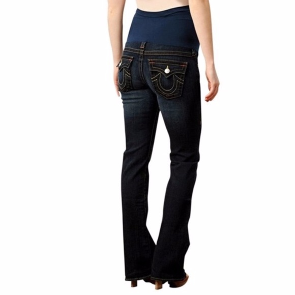 444678c2e1811 True Religion Pea In The Pod Maternity Jeans 31. M_5c3984672beb79cc94f2f760
